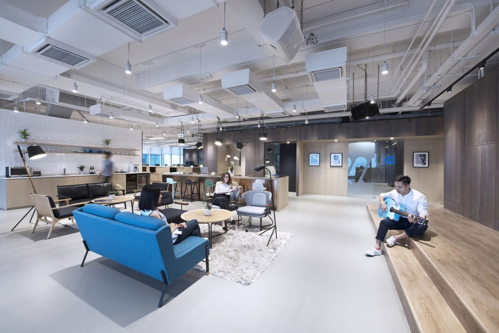 7_Bean Buro_Office Workplace_Warner Music Hong Kong_ w