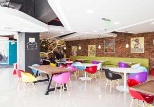 Sede de Unilever en Lima, Perú, proyecto de 3gOffice