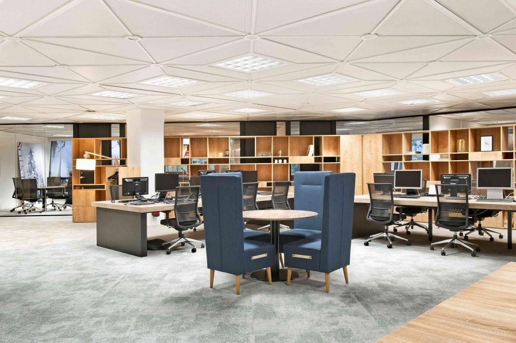 Denys & von Arend proyecta las oficinas de la firma hotelera Expogrupo Hotels & Resorts en Barcelona