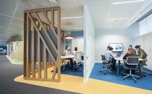 Sede de Aegon en Madrid, proyecto de 3gOffice