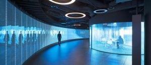 Oficinas Ey diseñadas y equipadas por CBRE.