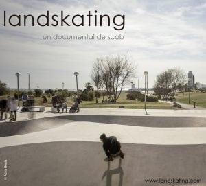 """Documental """"landskating"""" espacio público recuperado para ser vivido."""