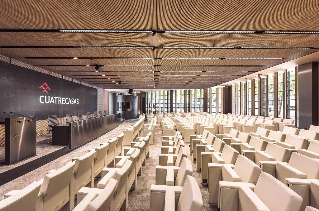 Cuatrecasas Abogados, GCA Architects