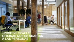 positive spaces interface