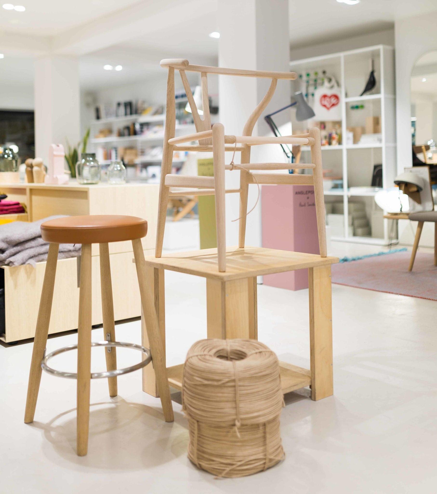Carl Hansen & Son da una clase de artesanía en DomésticoShop