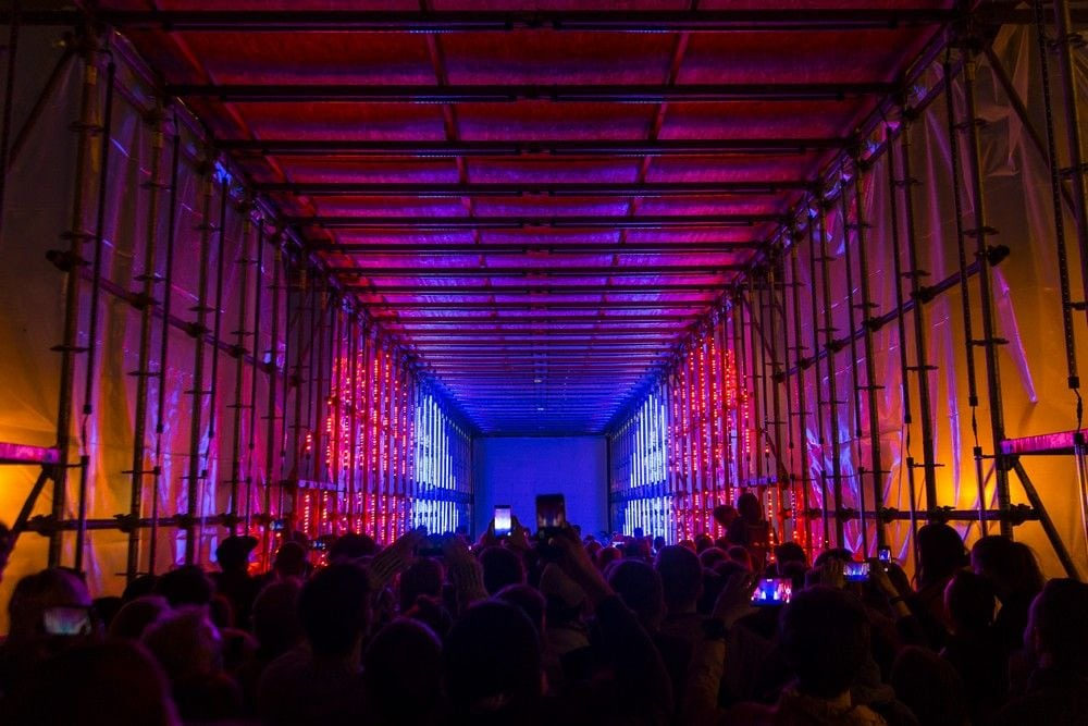 Llum BCN 2018 luz
