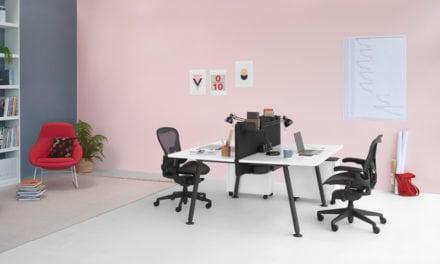 Herman Miller propone con Memo un escritorio para el futuro