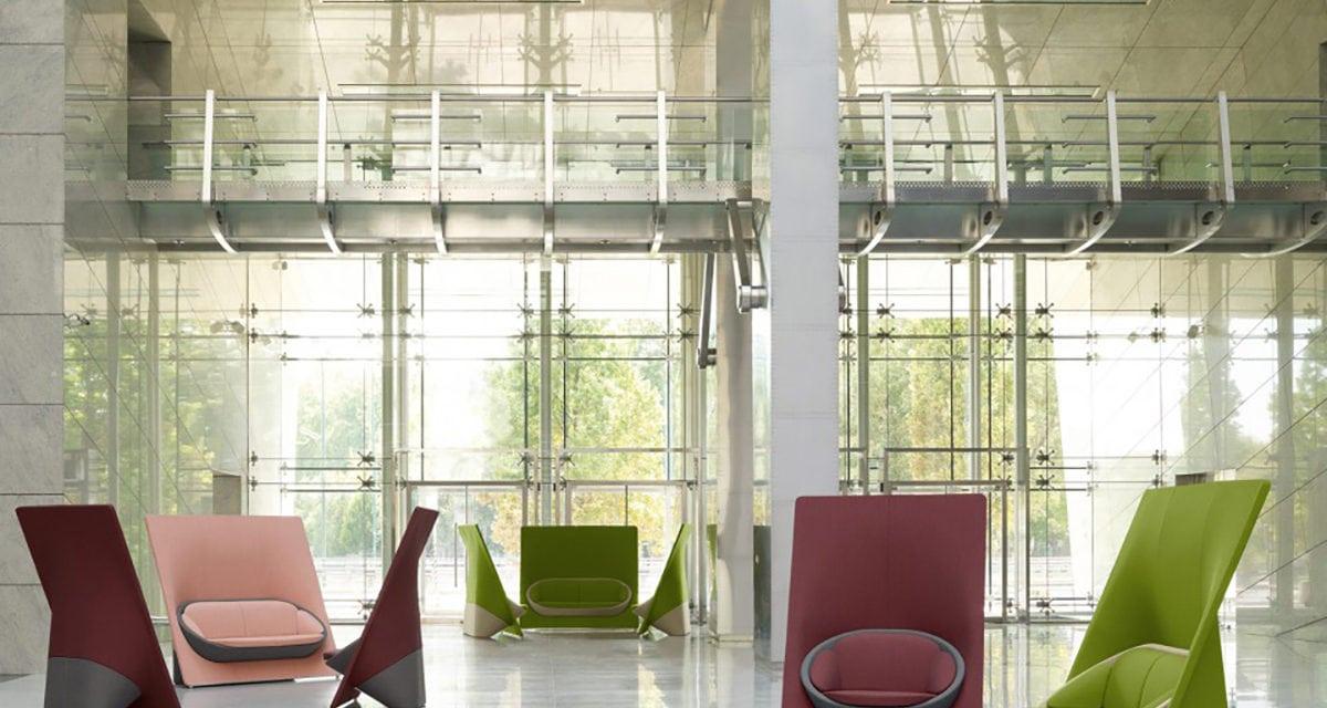 7 formas de replantear la vida en la oficina, Workspace París