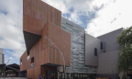 Escola Massana de Barcelona, proyecto de Carme Pinós