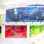 Nuevas oficinas del estudio MVRDV en Róterdam