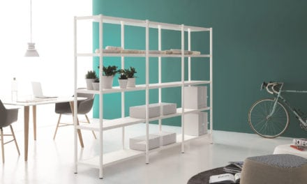 Librería ligera modular DV526 Lima de DVO