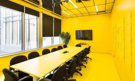 Ubisoft Quebec de Coarchitecture: luz para estimular proyectos creativos