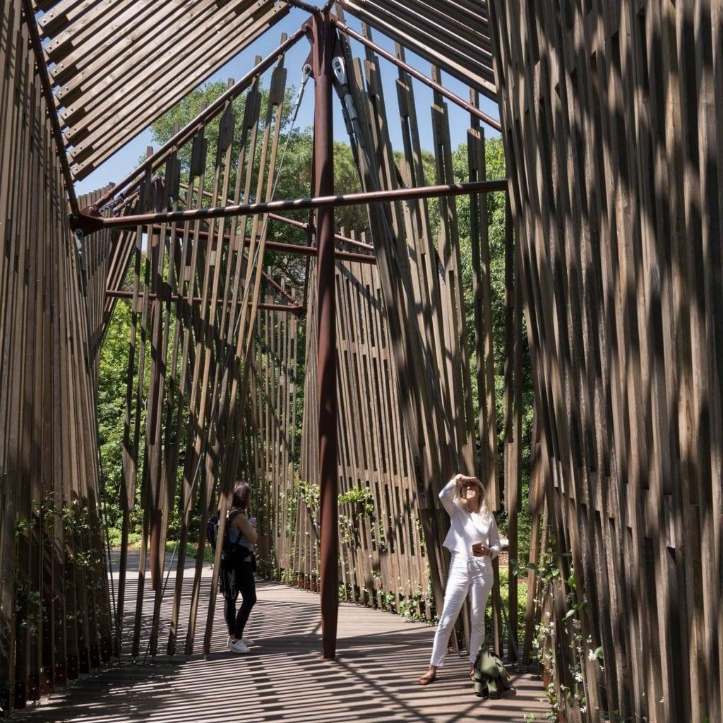 Tecno Norman Foster Bienal Venecia