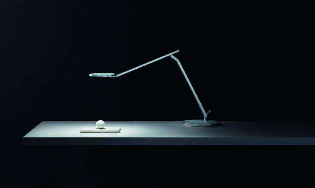 Infinity de Humanscale, tecnología táctil para iluminar