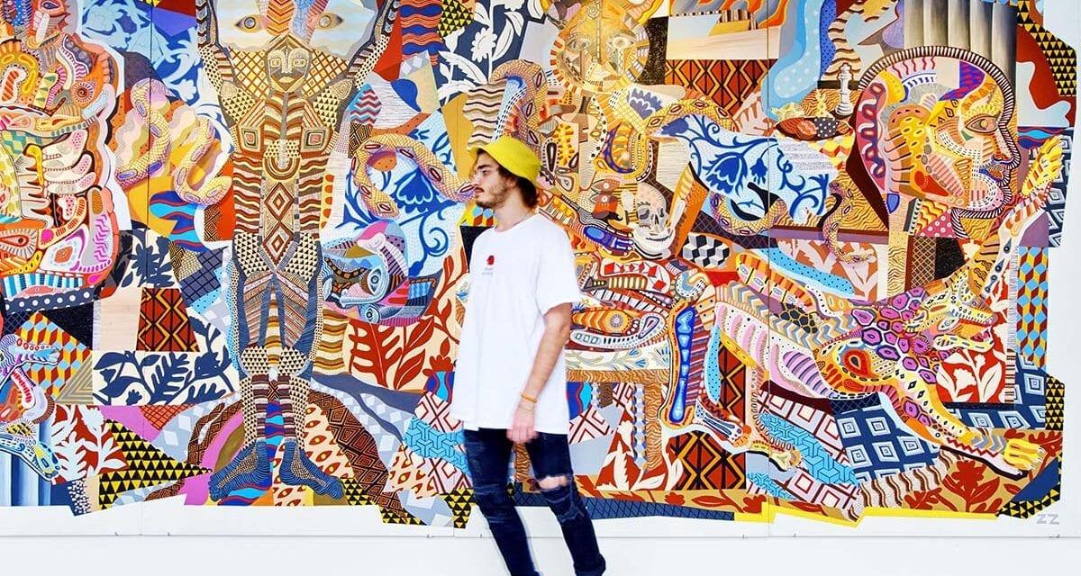 Off the wall: Vans California, proyecto de Rapt Studio