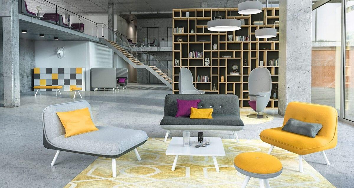 Net.Work.Place Lounge Chair de König & Neurath