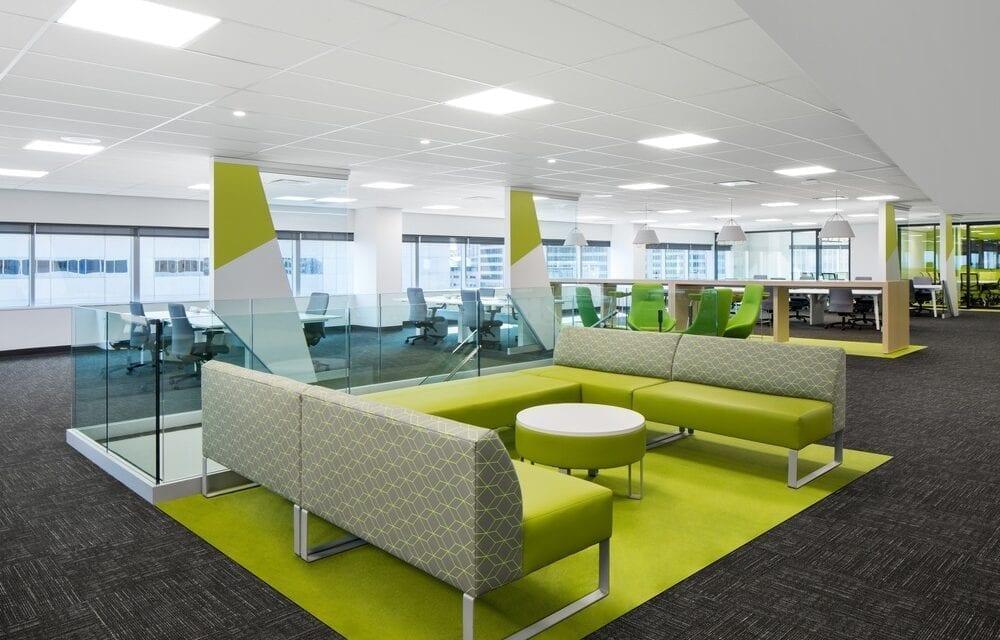 Nuevo espacio de trabajo dinámico del Banco Nacional de Montreal