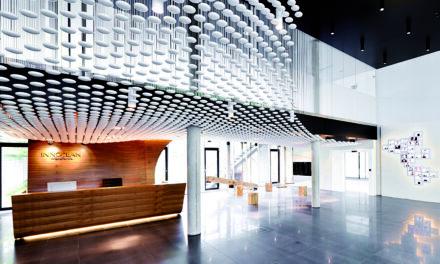 Sede europea de Innocean en Frankfurt, de Ippolito Fleitz Group