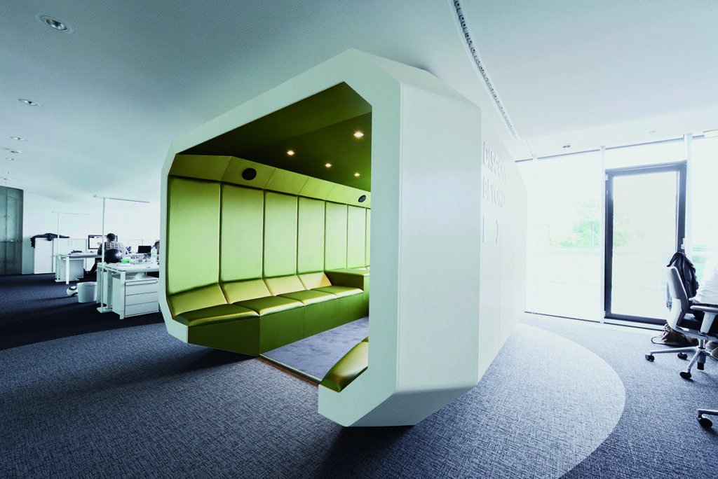 Innocean Frankfurt, Ippolito Fleitz Group