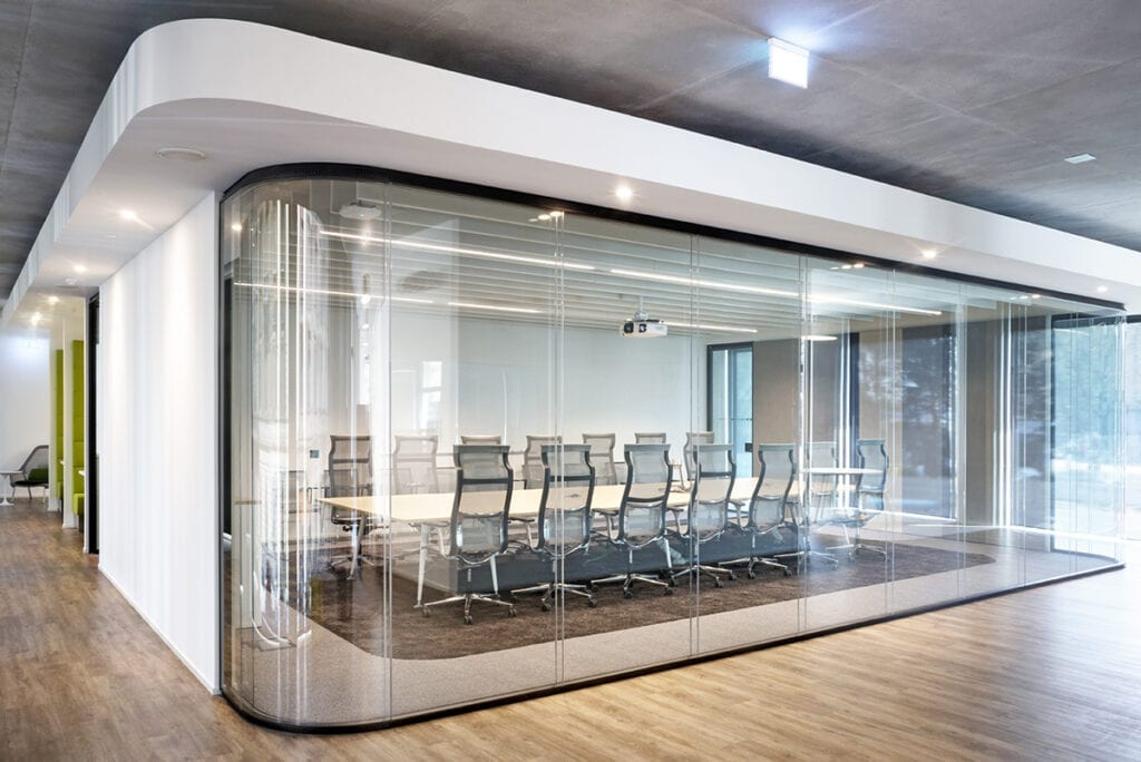 Microsoft House, DEGW
