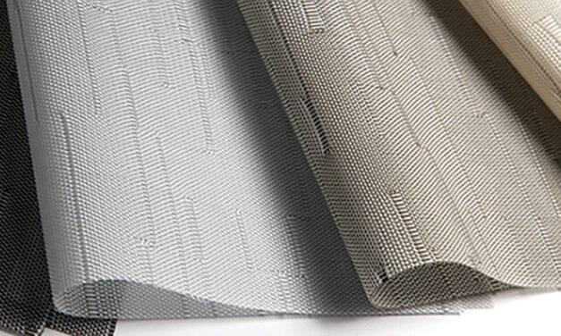 Tejidos para entornos de trabajo Polyscreen de Vertisol
