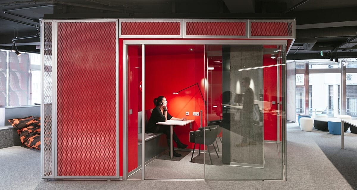 Techpump Solutions en Gijón, proyecto de Estudio Bher Arquitectos