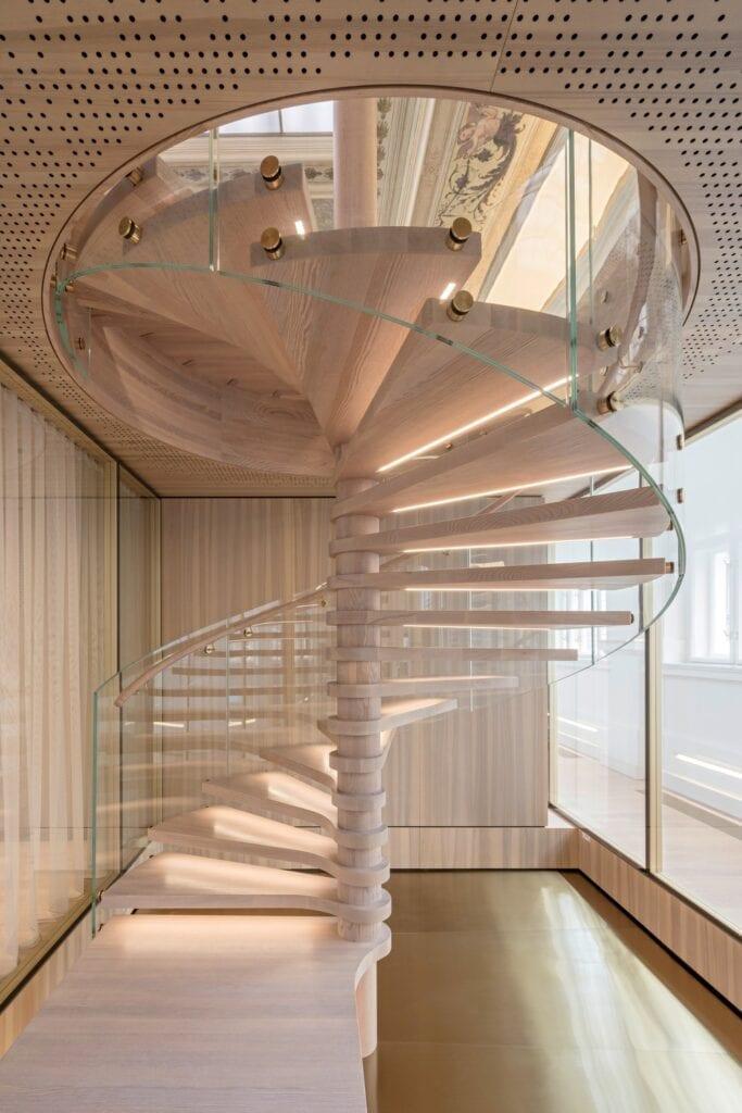 BEHF Architects, Telegraf 7