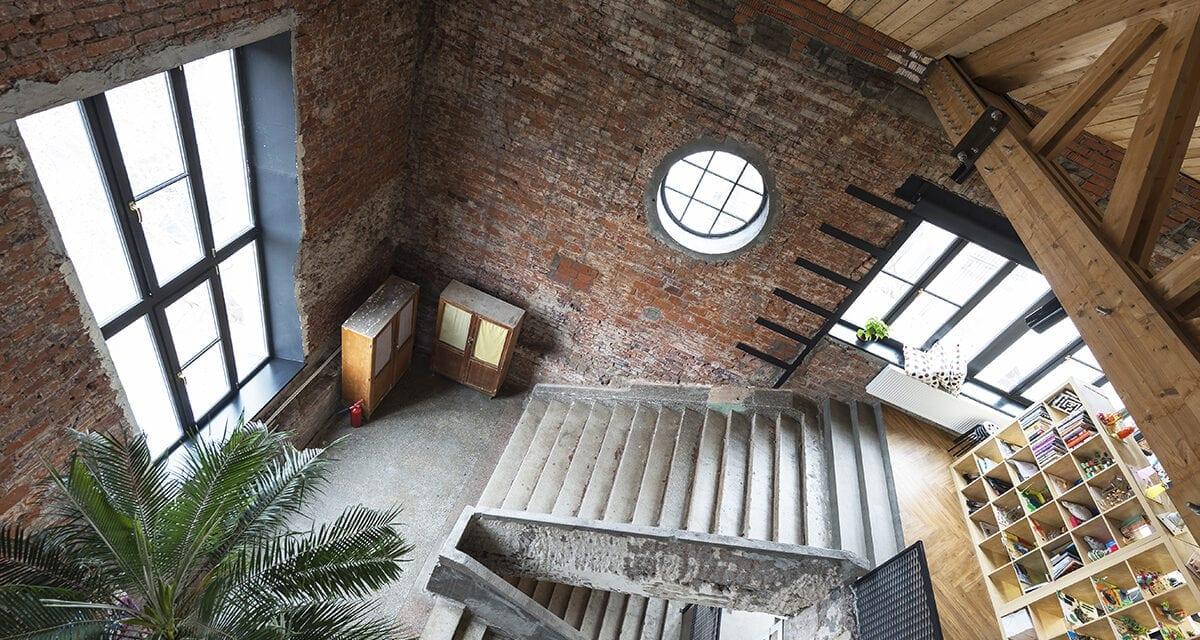 Oficinas del Garage Museum de Moscú, proyecto de Form