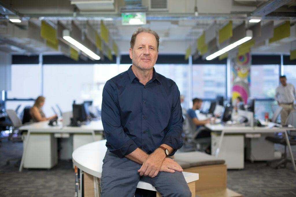 Víctor Feingold, Director y CEO de Contract Workplaces