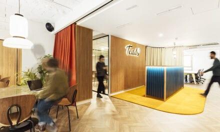 Sede de Teads.tv en Madrid, Stone Designs y la estética de los 50