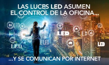 El uso de las LED ligado al Internet de las cosas multiplica por mil su potencial