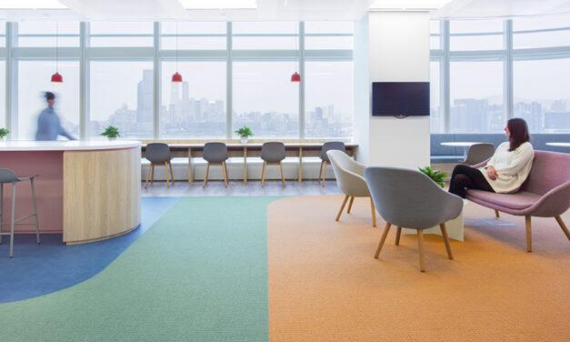 AstraZaneca sede central en Hong Kong, proyecto de Bean Buro