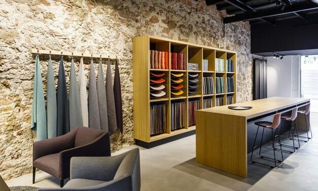 La firma de tejidos danesa Gabriel inaugura showroom en Barcelona