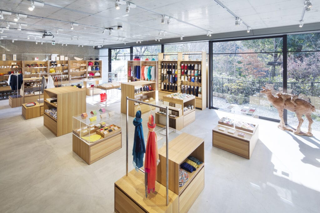Nakagawa Shoten Omotesando Schemata Architects
