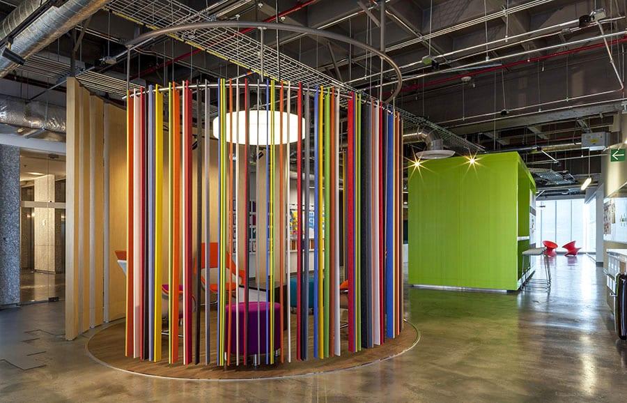 Gentera Innovation Lab México, proyecto de Space