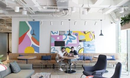 WeWork Glorias, el coworking para creadores