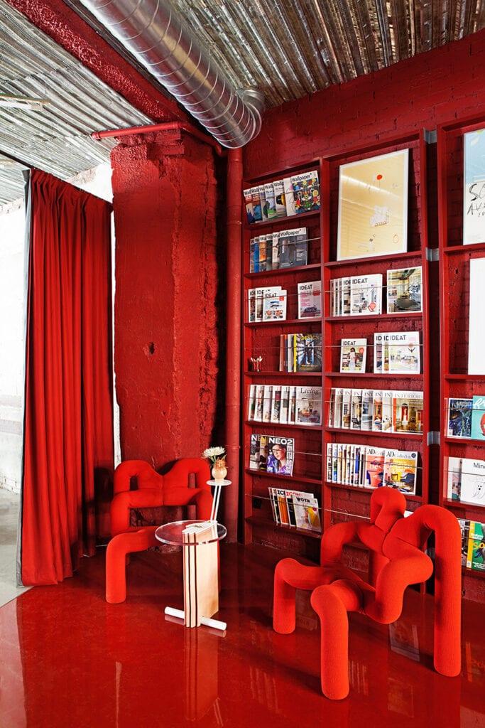 Experimento design office