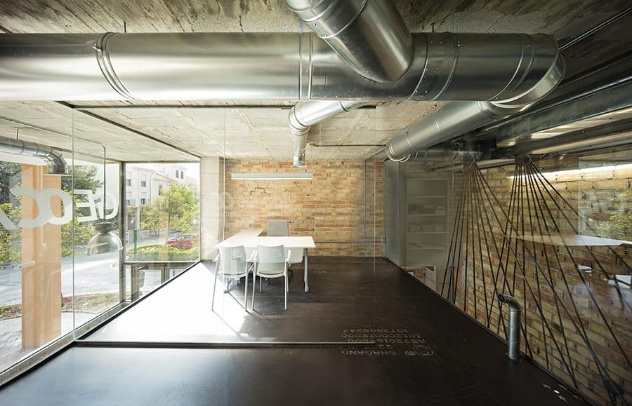 Geocaminos, Arias Recalde Arquitectura
