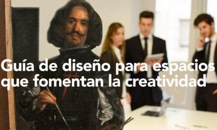 El espacio y la tecnología pueden apoyar la creatividad