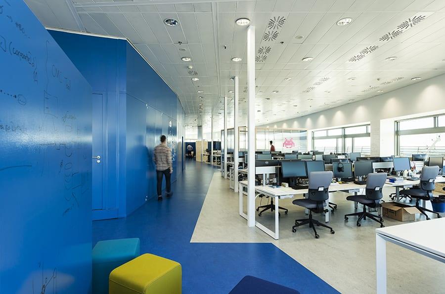 Oficinas eDreams, proyecto de Costa Casalmiglia
