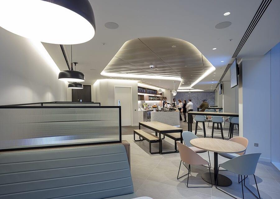 BW: Workplace Experts completa la nueva oficina de GAM London