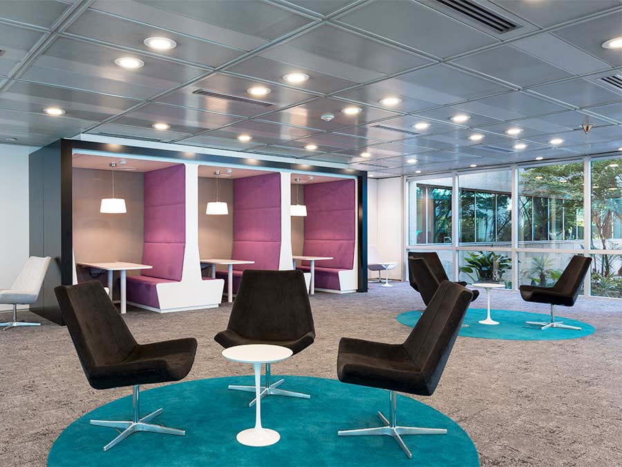 Contract Workplaces Bayer Buenos Aires