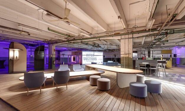 Intersections: soluciones de Finsa, Simon y Actiu para los nuevos espacios de trabajo
