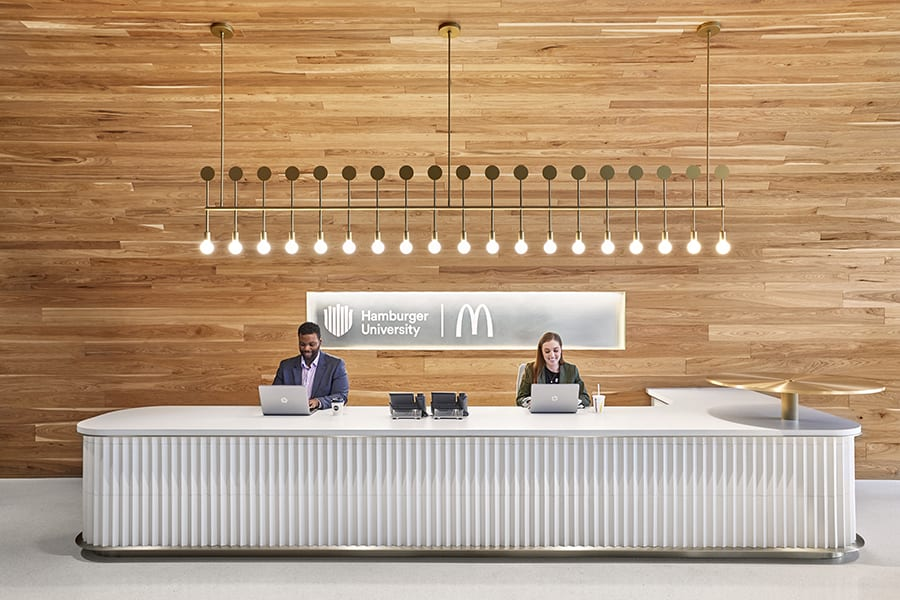 McDonald's Chicago de O+A
