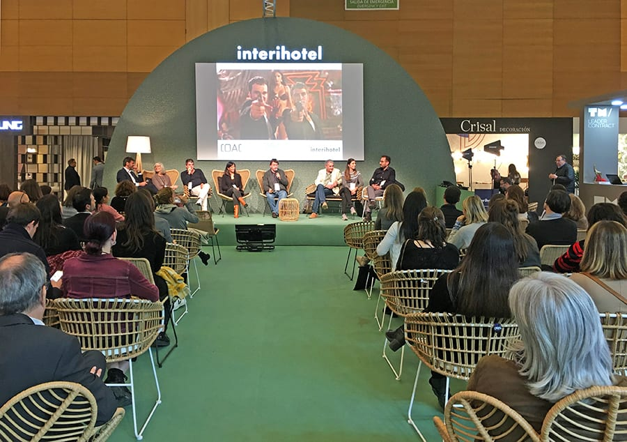 InteriHotel bcn19 muestra el futuro del interiorismo hospitality