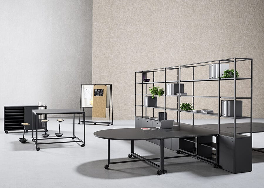Programa Atelier de Fantoni, diseño de Gensler