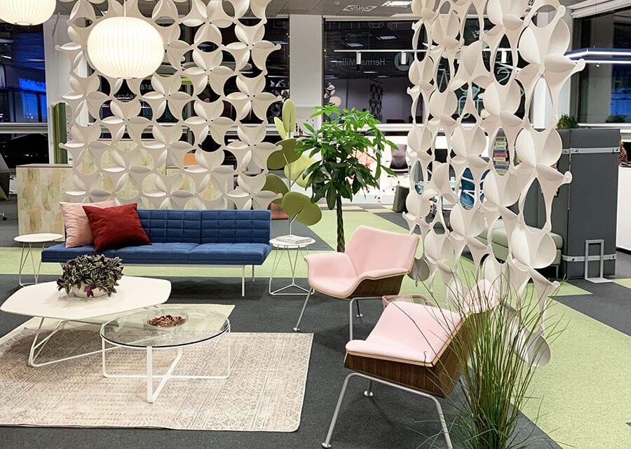 Distrito HM abre un nuevo showroom Herman Miller en Madrid