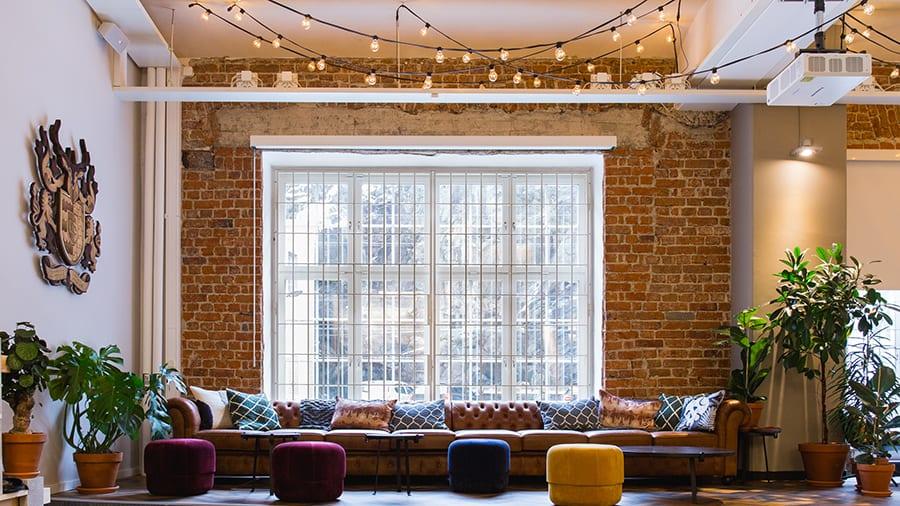 Redefiniendo la oficina en Stockholm Furniture Fair