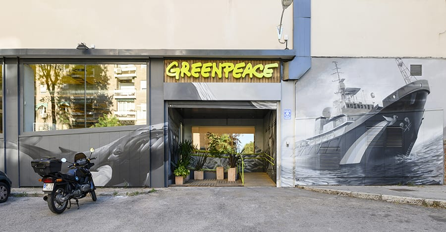 Estudio saTT Greenpeace