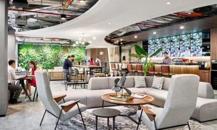 Trend Micro Singapur, proyecto de M Moser Associates